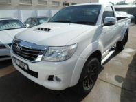 Used Toyota Hilux 3.0D-4D Raider for sale in Bellville, Western Cape